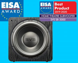 Best Home Subwoofer 2020.Svs Sb 3000 Is Eisa S Best Home Theatre Subwoofer 2019 2020